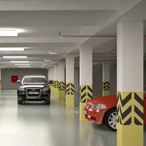 Автостоянки, паркинги Колы