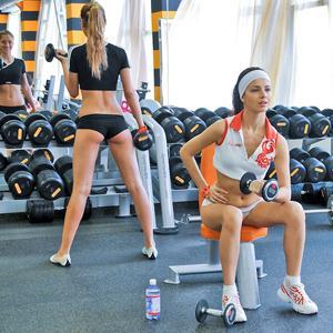 Фитнес-клубы Колы