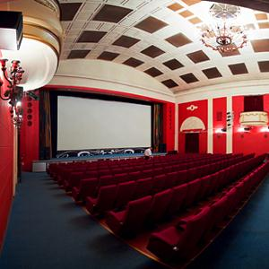 Кинотеатры Колы