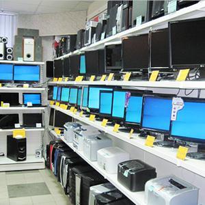 Компьютерные магазины Колы