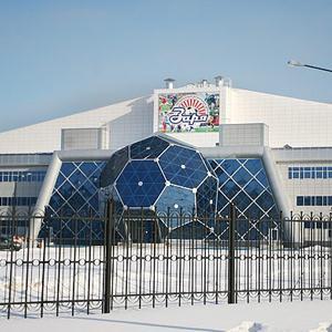 Спортивные комплексы Колы