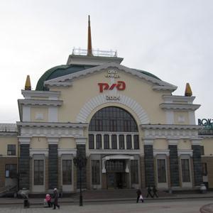 Железнодорожные вокзалы Колы